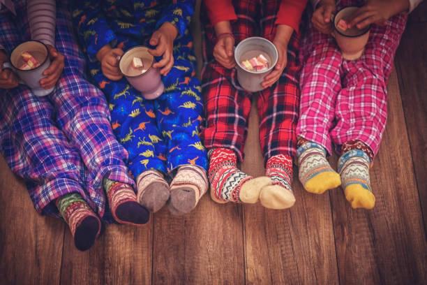 Children in Pyjamas